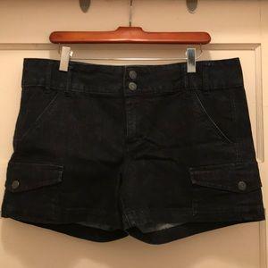 Calvin Klein cotton Jean shorts